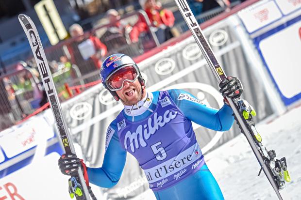 © HEAD / Aksel Lund Svindal verzichtet bis auf Weiteres auf Einsätze im Riesenslalom