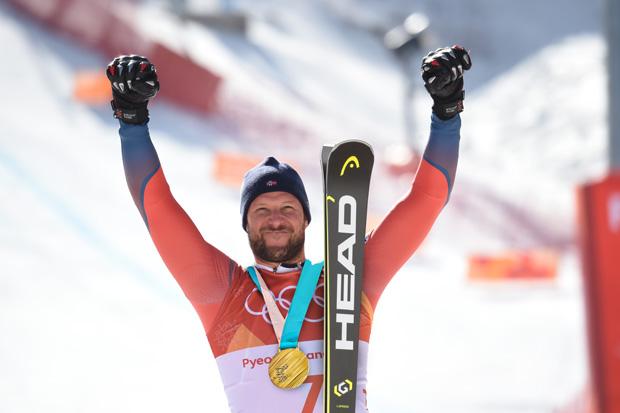 Aksel Lund Svindal: Mehr als nur ein würdiger Olympiasieger in der Abfahrt (Foto: © HEAD / Hans Bézard)
