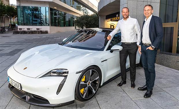 Aksel Lund Svindal wird Porsche-Botschafter (Foto: © Aksel Lund Svindal / Instagram)