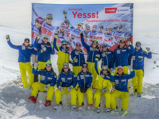 © swiss-ski.ch / Swisscom verlängert als Hauptsponsor bis 2022