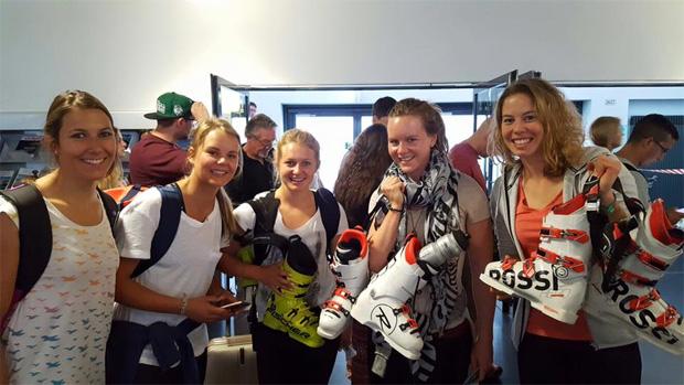 Swiss Ski Damen mit Sommerbereitung zufrieden (Foto: Swiss Alpine Ski / Facebook)