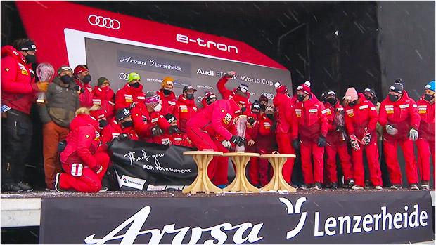 Nationenwertung: Swiss-Ski Athleten wollen Platz 1 verteidigen