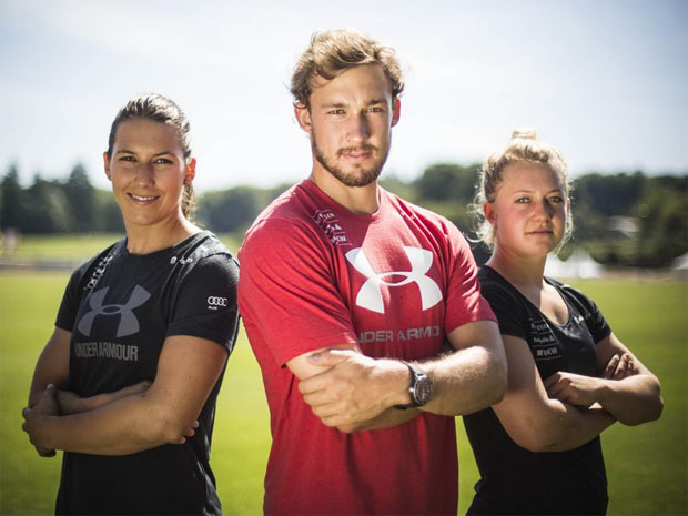 Under Armour und Swiss-Ski starten Partnerschaft (Foto: Under Armour)