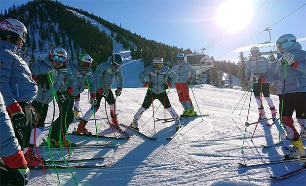 Swiss-Ski-News: Nach dem Tod von Gian-Luca Barandun - Erste Schritte zurück in den Alltag (Foto: Swiss-Ski.ch)