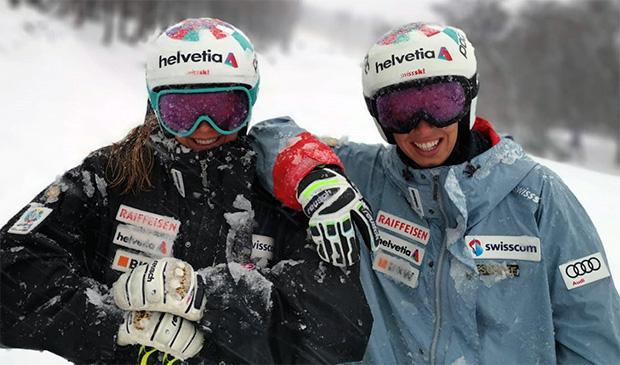 Schweizer Ski-Damen bereiten sich in Ushuaia auf Ski Weltcup Saison 2019/20 vor (© Foto: Swiss-Ski.ch)