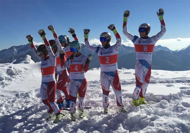 Swiss-Ski-News: Die Kadereinteilungen für den kommenden Winter sind bekannt (Foto: SwissSkiTeam / Facebook)