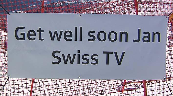 Swiss TV grüßt Jan Tischhauser