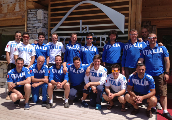 © fisi.org  /  Team Italien