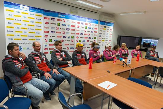 © www.sloski.si / Pressekonferenz