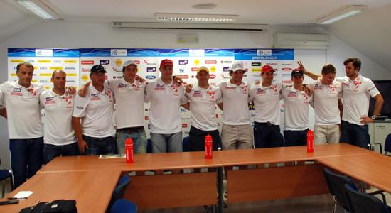 © sloski.si  /  Slowenisches Herren Team 2013