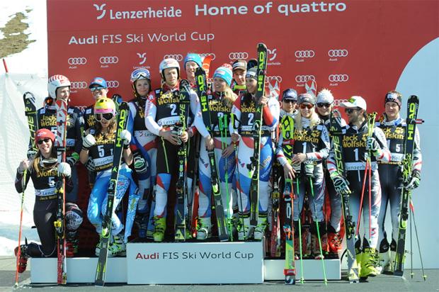 © Ch. Einecke (CEPIX) / Schweiz gewinnt Teamwettbewerb in Lenzerheide