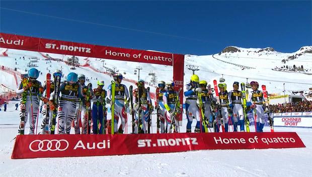 Nationen Team Event: Schweiz nutzt Heimvorteil im Teambewerb