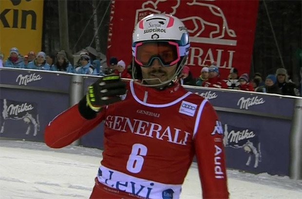 Der Südtiroler Patrick Thaler wurde Fünfter