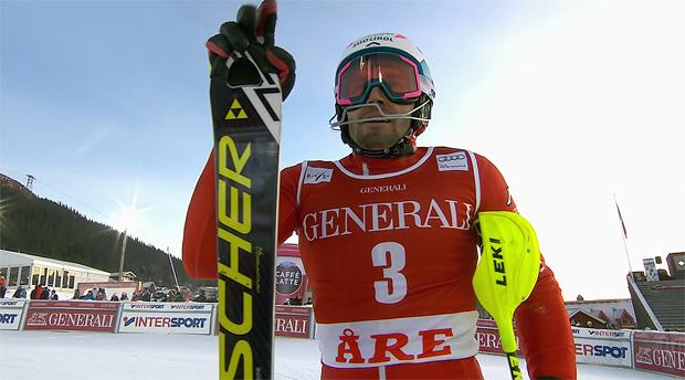 Keine italienische Slalommeisterschaften Ende Dezember