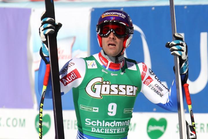 Adrien Théaux an der Hand verletzt, sechs Wochen Pause