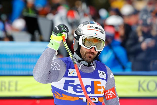 Adrien Théaux ist in Zermatt noch nicht dabei (© HEAD / Gabriele Facciotti / AGENCE ZOOM)