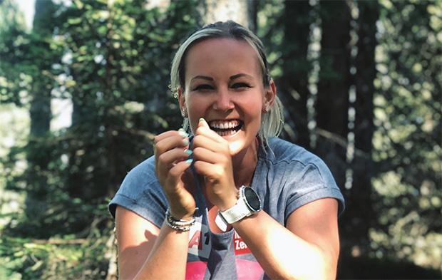"""Tamara """"Tami"""" Tippler im Skiweltcup.TV-Interview: """"Ich lebe meinen Traum!"""" (© Tamara Tippler / privat)"""