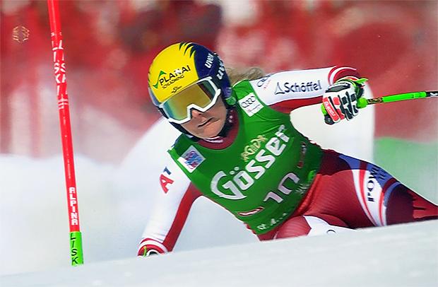 Tamara Tippler stürmt in St. Anton auf Platz zwei
