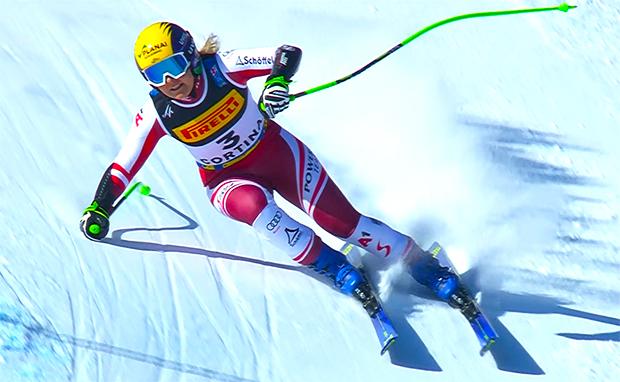 Beste Österreicherin wurde Tamara Tippler als Siebente