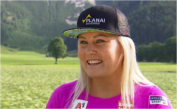 Tamara Tippler will im Olympiawinter kräftig punkten