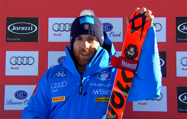 Riccardo Tonetti träumt vom Sieg in Obereggen