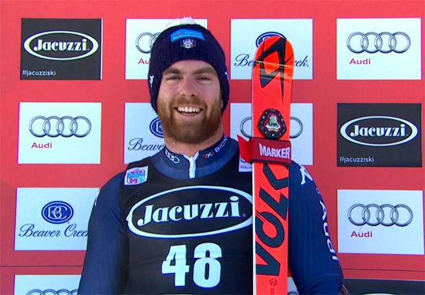 """Riccardo Tonetti im skiweltcup.tv-Interview: """"Überraschende Erfolge sind immer schöner!"""""""