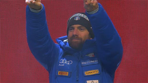 Handverletzung bringt vorzeitiges Saisonende für Riccardo Tonetti mit sich