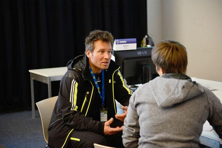 © hahnenkamm.com / FIS Speed Renndirektor Hannes Trinkl