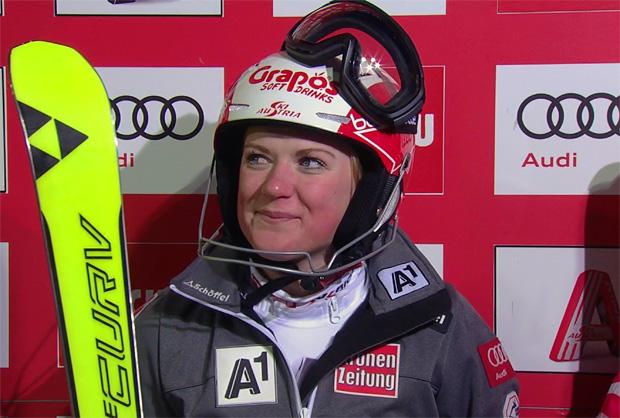ÖSV NEWS: Katharina Truppe erreicht bestes Weltcupresultat