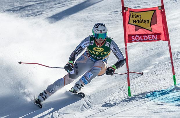 Maria Therese Tviberg und die Vorfreude auf das Ski Weltcup Opening in Sölden (Foto: © HEAD/Bezard/Zoom Agence)