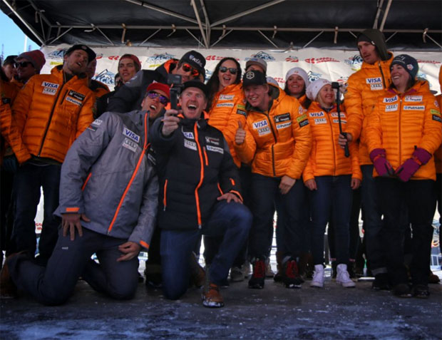 © U.S. Ski Team / US-Ski-Delegation 2015/16 in Copper Mountain vorgestellt