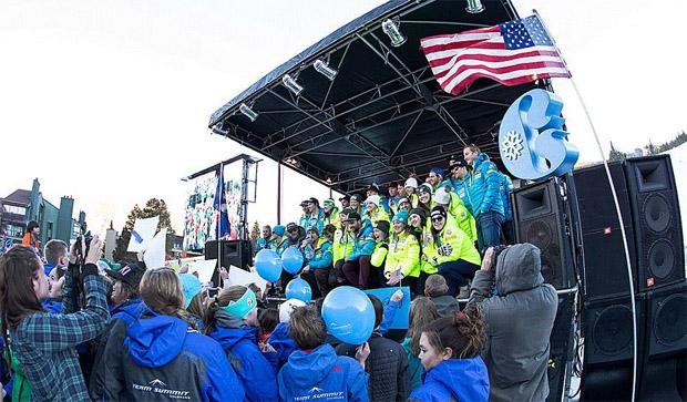 © facebook U.S. Ski Team / US-Ski-Team für das Jahr 2015 vorgestellt