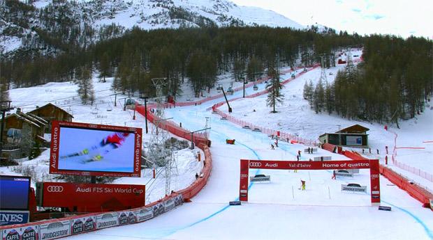 LIVE: 2. Abfahrtstraining der Herren in Val d'Isère - Vorbericht, Startliste und Liveticker