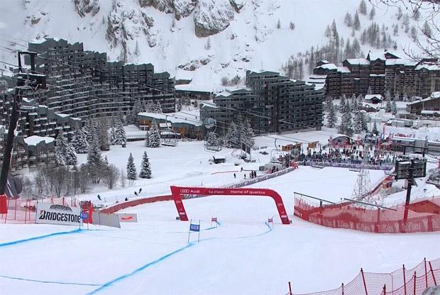 Nach Schneekontrolle: Auch die Ski Weltcup Rennen der Damen in Val d'Isère sind gesichert