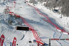 Das waren noch Zeiten - Schnee in Val d'Isere