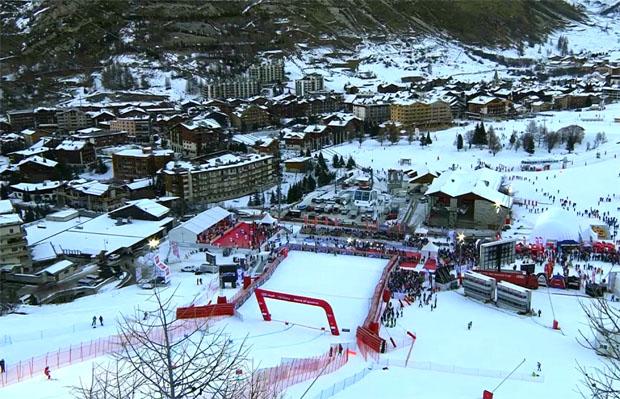 Val d'Isère bereitet sich auf den Ernstfall vor
