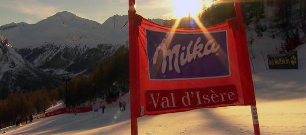 1. Abfahrtstraining der Damen in Val d'Isère 2017 ist ABGESAGT