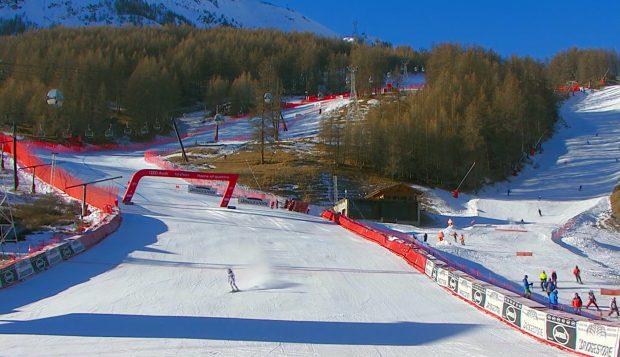 Skiweltcup Damenrennen in Val d'Isère (FRA) sind abgesagt.