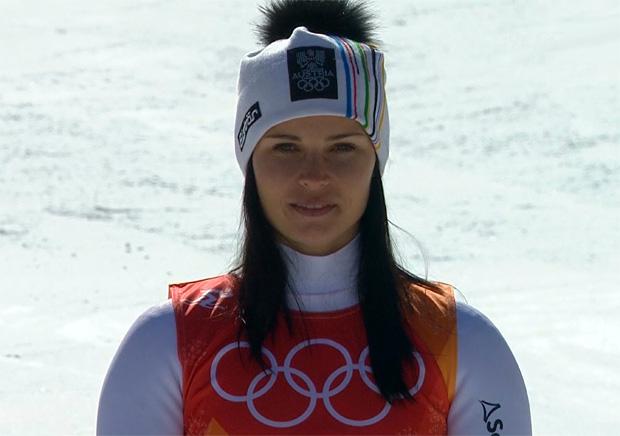 """Anna Veith: """"Jetzt geht's für mich in den nächsten Wochen darum, noch kräftig FIS-Punkte zu sammeln, um in der Startliste wieder weiter nach vorne zu kommen."""""""