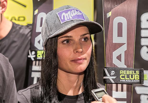Rücktritt: Olympiasiegerin Anna Veith beendet ihre Karriere (© Head / AGENCE ZOOM)