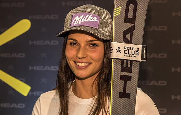 "LIVE: Olympiasiegerin Anna Veith sagt heute ""Servus"" (Foto: © HEAD/Hans Bézard)"