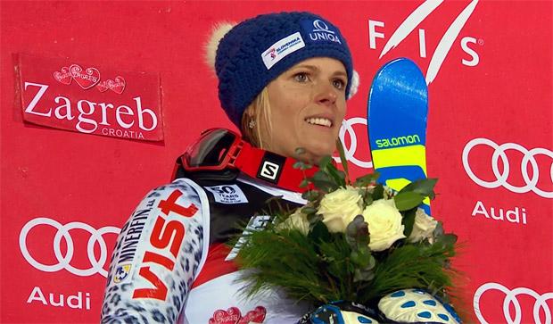 """Die """"Snow Queen 2017"""" heißt Veronika Velez Zuzulova"""