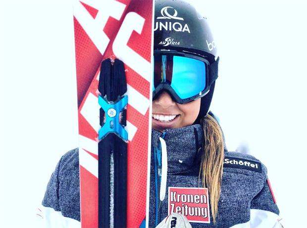 Bianca Venier möchte in der kommenden Saison ihr Weltcup-Debüt feiern (Foto: Bianca Venier / privat)