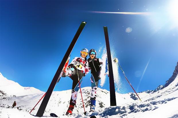 Stephanie und Bianca Venier - Ein starkes Team! (Foto: Bianca Venier / privat)