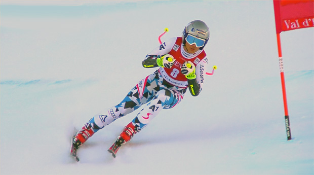 ÖSV NEWS: Venier bestes Weltcup Resultat im Super-G