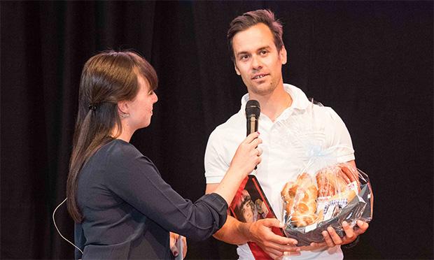 Das neue Ehrenmitglied Sandro Viletta (Foto: © Swiss-Ski)