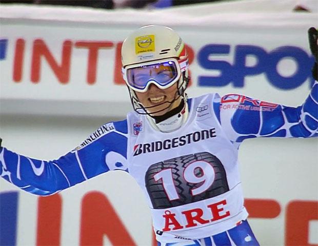 Slowakin Petra Vlhová raste beim Torlauf in Åre zu ihrem ersten Weltcupsieg