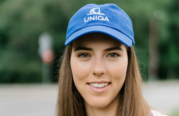 Petra Vlhová will auch in den Speed-Disziplinen Gas geben (Foto: Peter Frolo / UNIQA)