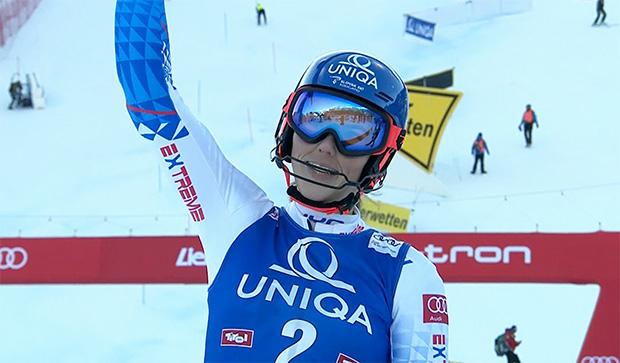 Petra Vlhová möchte Slalom-Siegesserie von Mikaela Shiffrin beenden