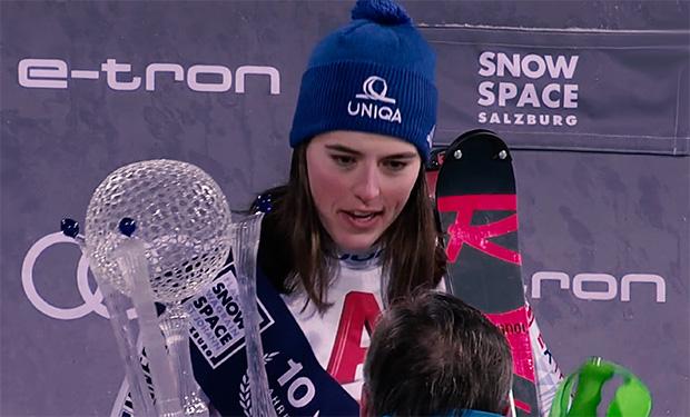 Titelverteidigung geglückt: Petra Vlhova erneut Snow Space Salzburg Princess